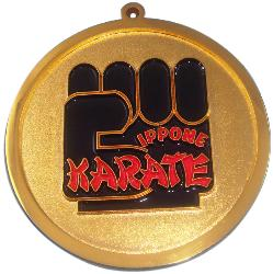 custom medals,Karate