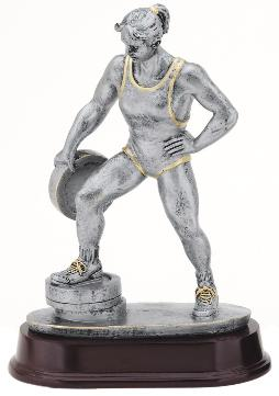 powerlifting sculptures awards