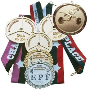 powerlifting trophys, powerlifting medals,weightlifting medals